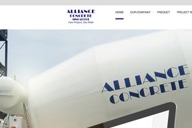 Alliance Concrete Singapore